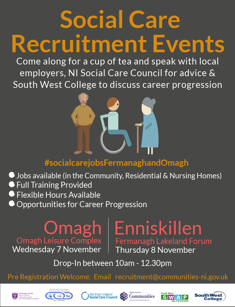 Social Care Recruitment Events