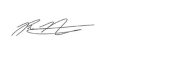 Brendan Hagerty Signature