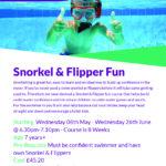 Snorkel & Flipper Fun