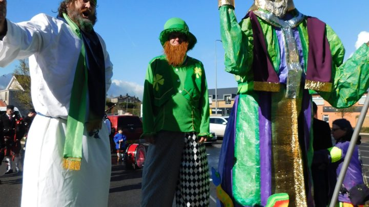 St Patricks Day Omagh