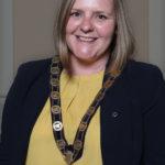 Cllr Siobhan Currie Council Chair