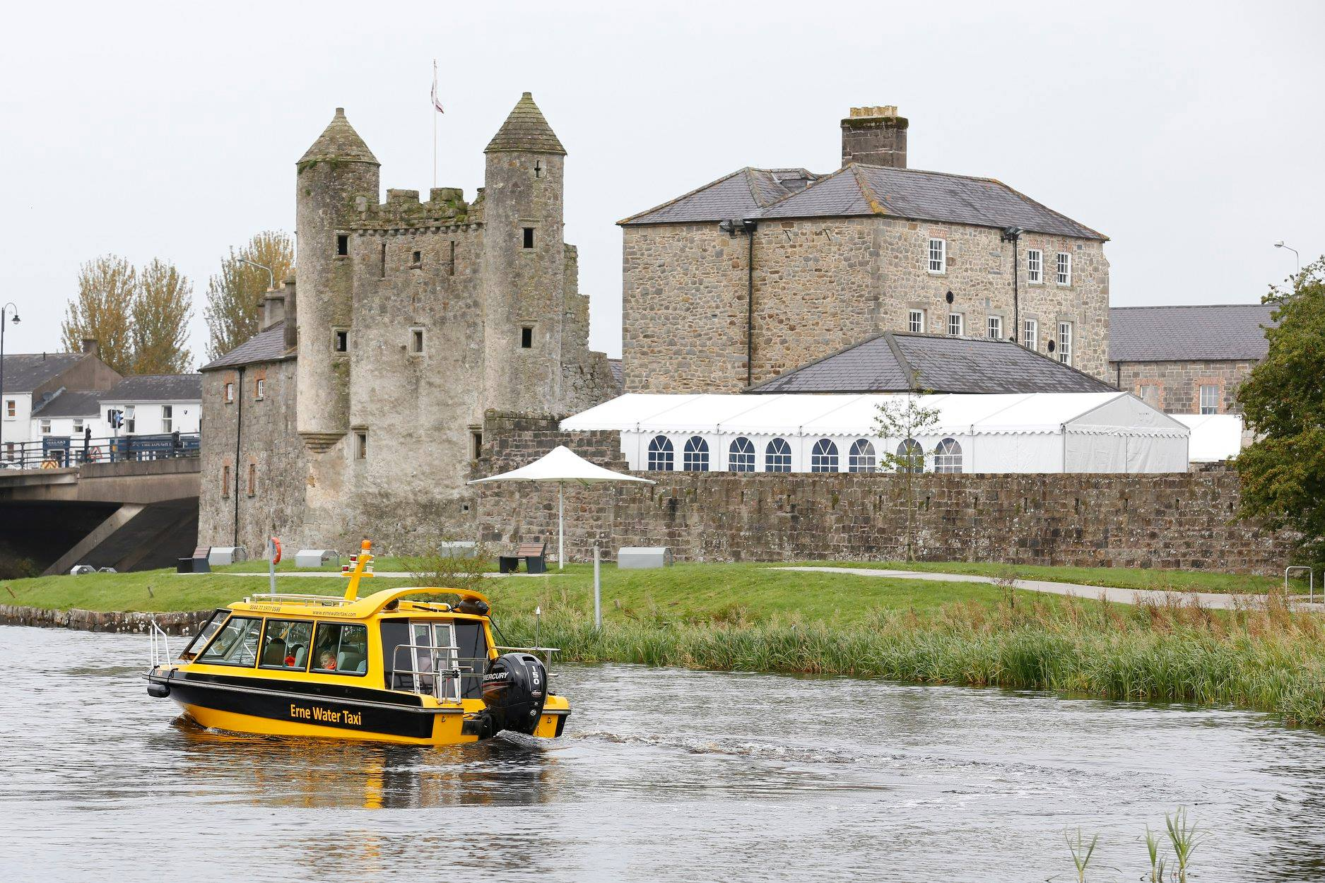Erne Water Taxi