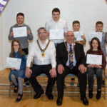 FODC Boxing Ju Jitsu Judo Wrestling and Tae Kwondo Young Achievers Awards