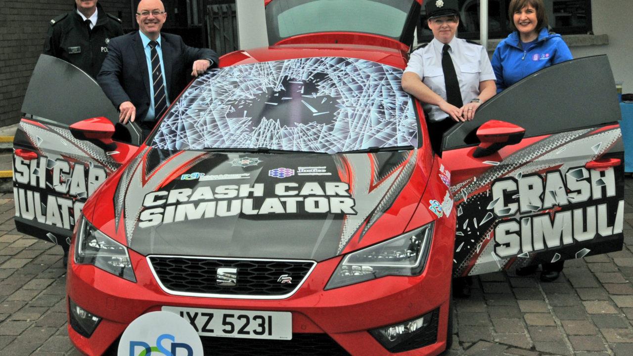Crash Car Simulator