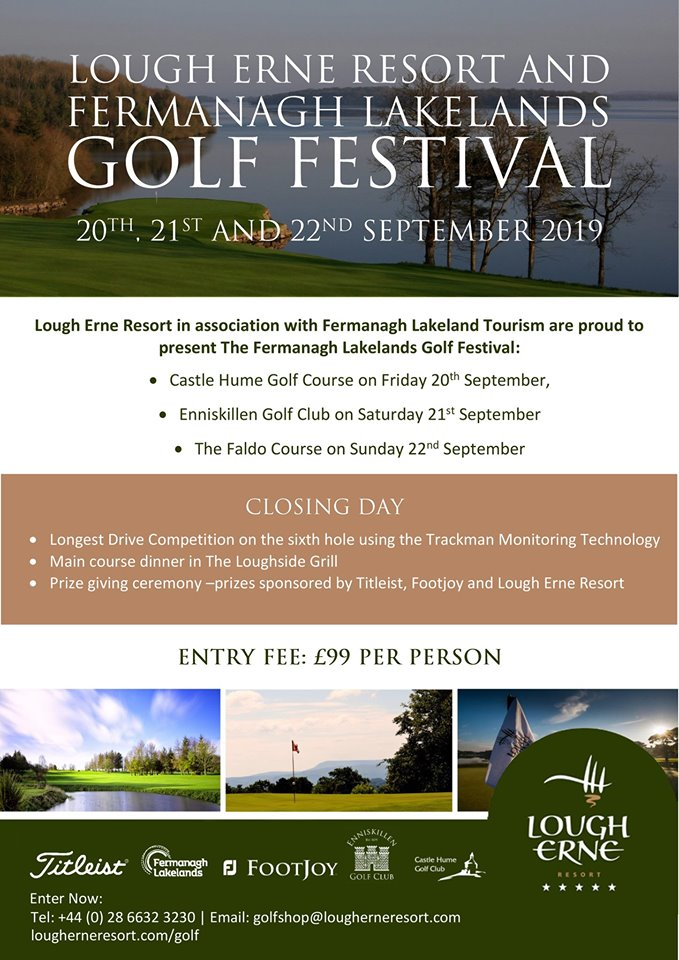 Lough Erne Resort Golf