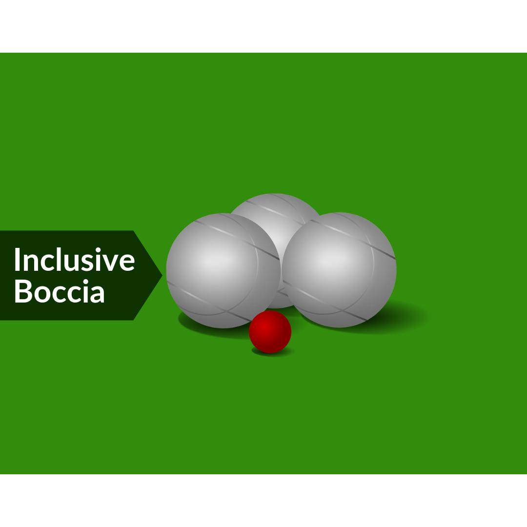 Inclusive Boccia