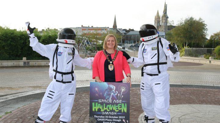 Halloween Launch