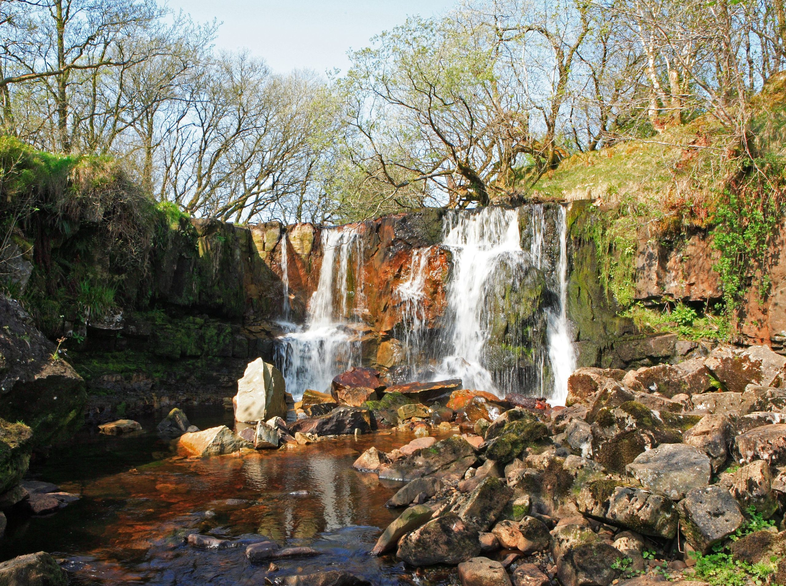 Marble Arch Caves Unesco Global Geopark Fermanagh