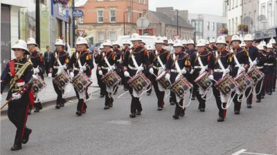 Omagh Protestant Boys Flute Band