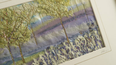 Andrea Hayes Textile Artist