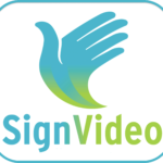 SignVideo button - click here to access the service