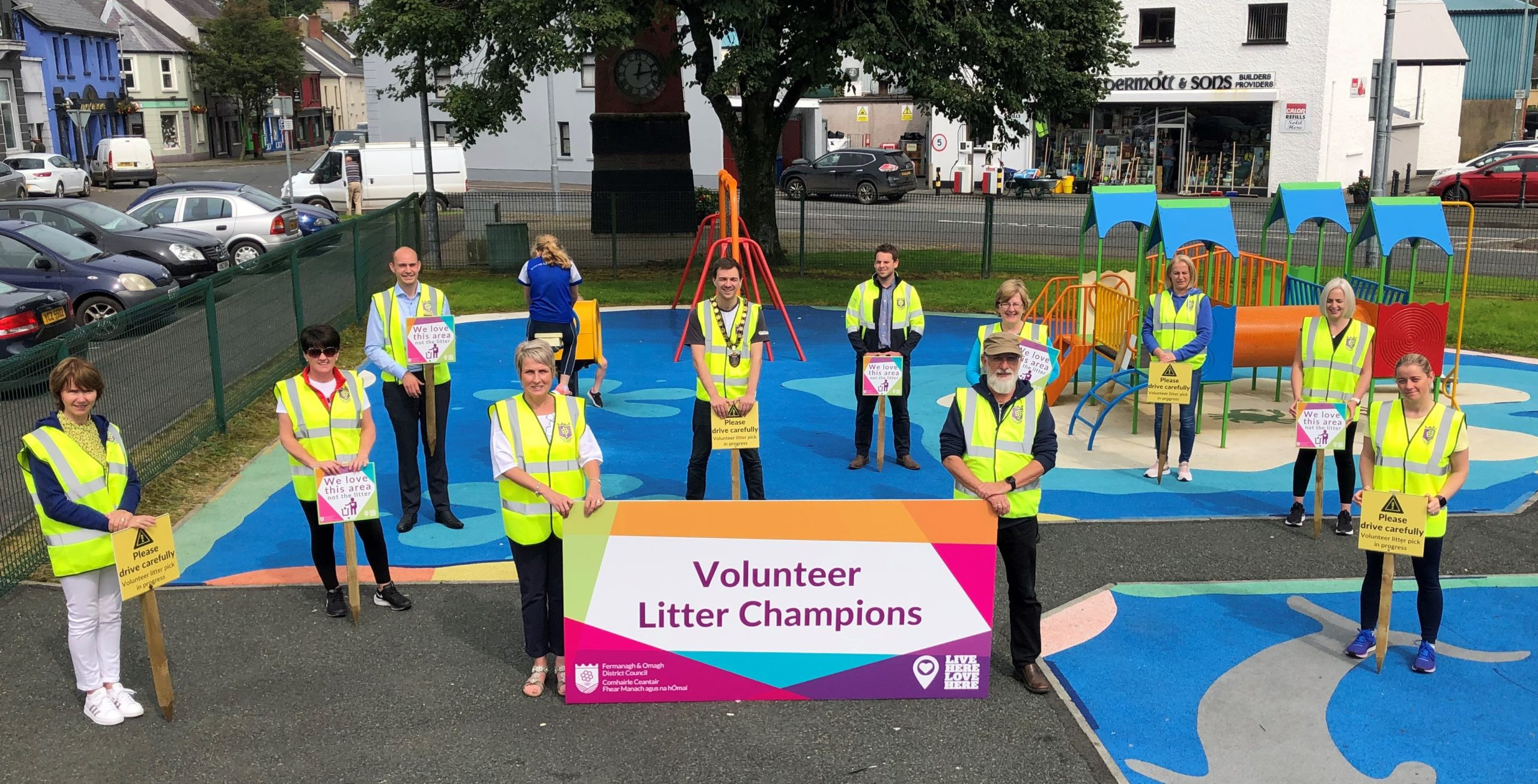 Volunteer Litter Champions
