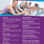 Fitness and Exercise Pogramme