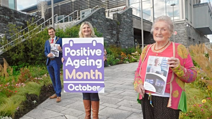 Positive Ageing Month 4