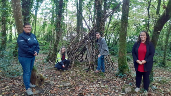 Forest School Award launch picture 2   lakeside (1)