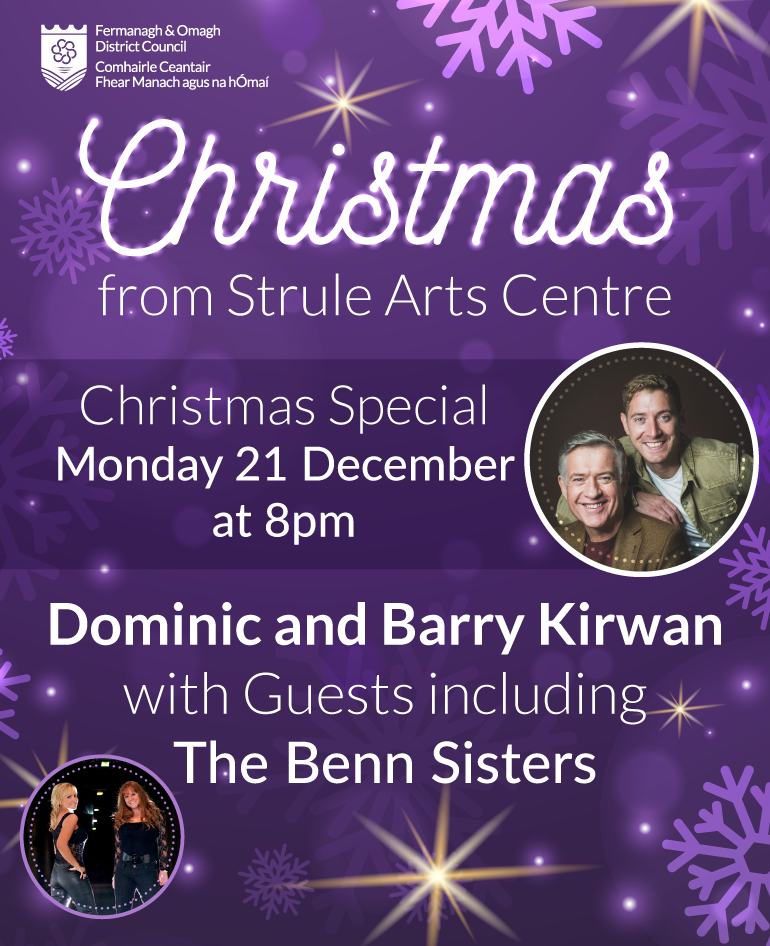Dominic and Barry Kirwan& Guests