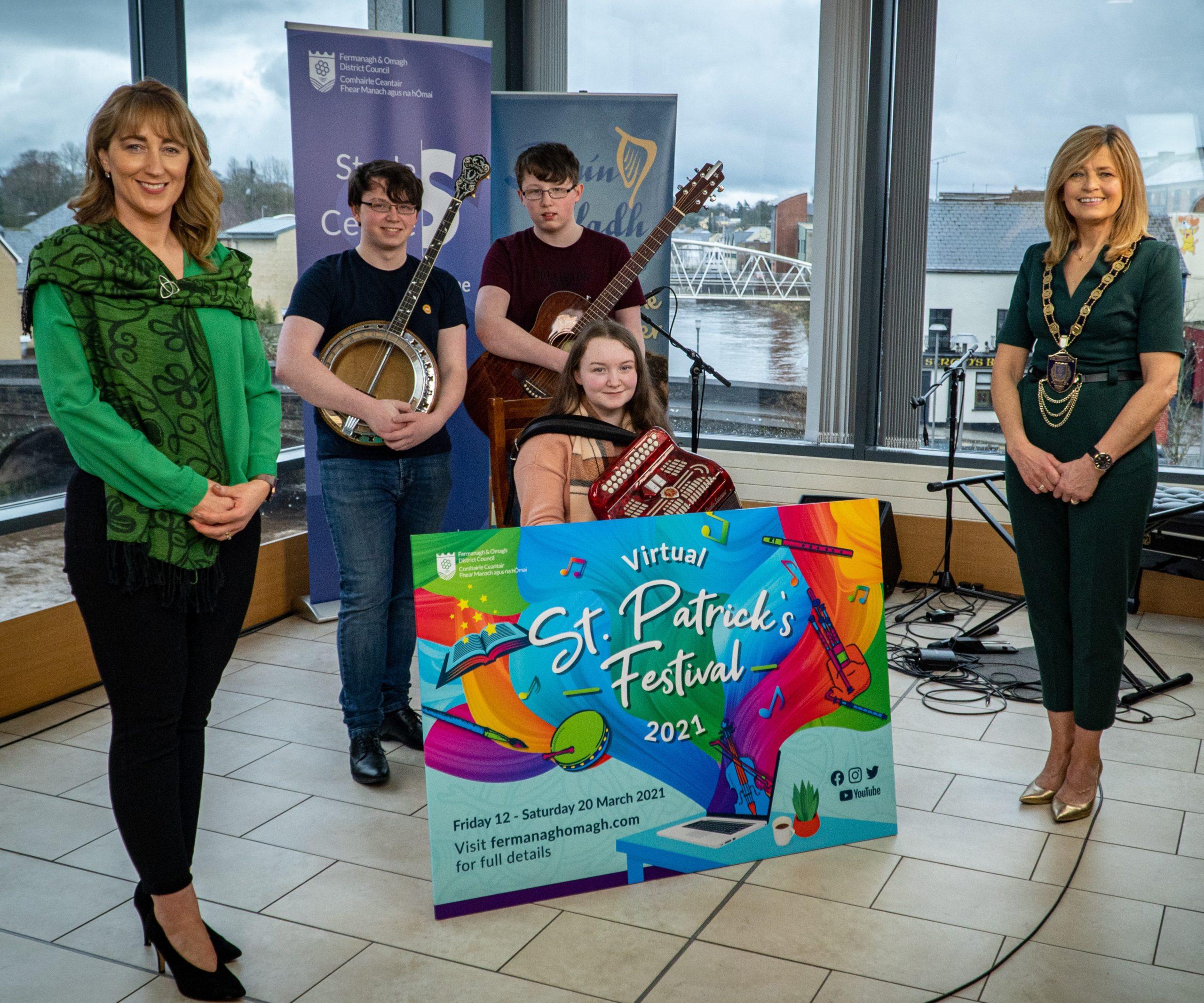 St Patricks festival launch