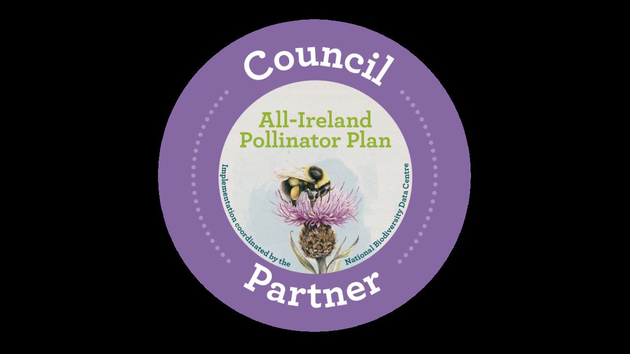All Ireland Pollinator Plan Council Logo