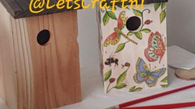 Let's Craft NI / Kelli Johnston
