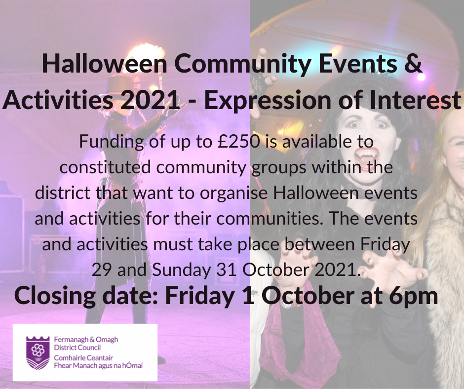Halloween Community Events 2021   Expression of Interest (1)